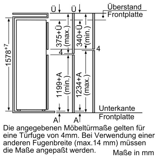 Drawing Lines Media Group : Einbau kühl gefrier automat iq ki dx siemens
