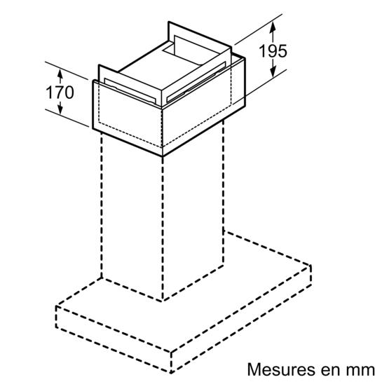 module de recyclage cleanair lz57300 siemens. Black Bedroom Furniture Sets. Home Design Ideas