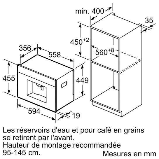 machine caf expresso automatique acier inox ct636les1 siemens. Black Bedroom Furniture Sets. Home Design Ideas