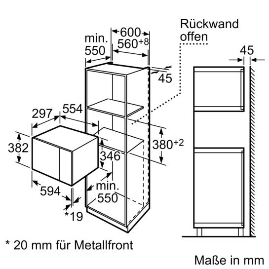 mikrowelle iq500 hf15m564 siemens. Black Bedroom Furniture Sets. Home Design Ideas