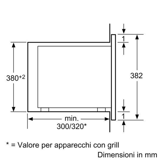 Microonde da incasso iq500 hf15m564 siemens for Lavastoviglie siemens istruzioni