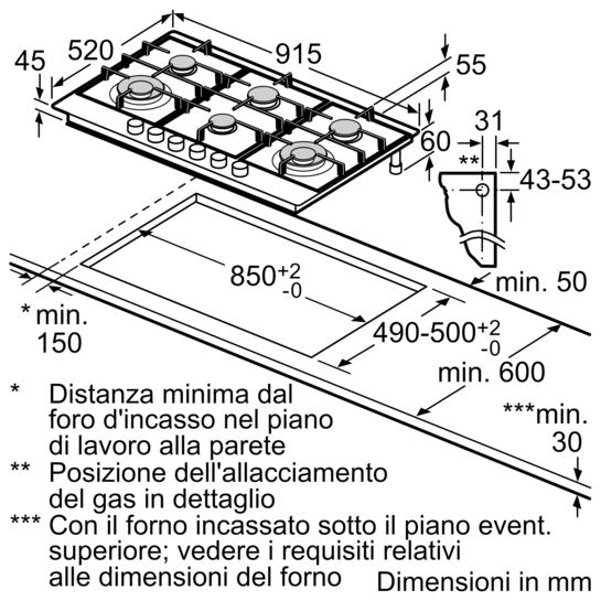acciaio inox - iQ500 - EC945TB91E | SIEMENS