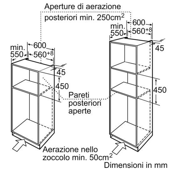 Forno a microonde combinato iq700 hb84e562 siemens for Lavastoviglie siemens istruzioni