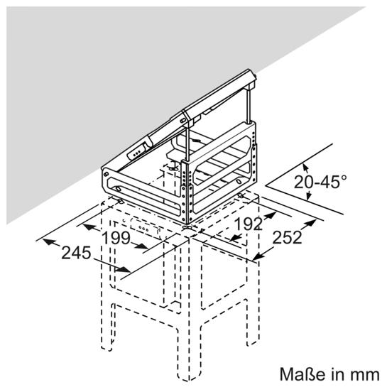 Drawing Lines Media Group : Lz adapter für dachschrägen vorne hinten