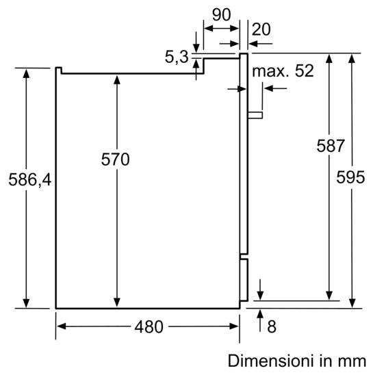 Elettrodomestici bosch prodotti lavastoviglie for Lavastoviglie siemens istruzioni