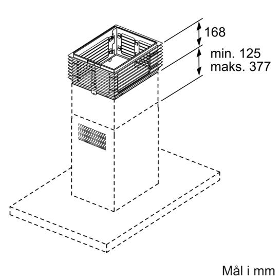 lz56600 cleanair modul kullfilter fritthengende lz56600. Black Bedroom Furniture Sets. Home Design Ideas