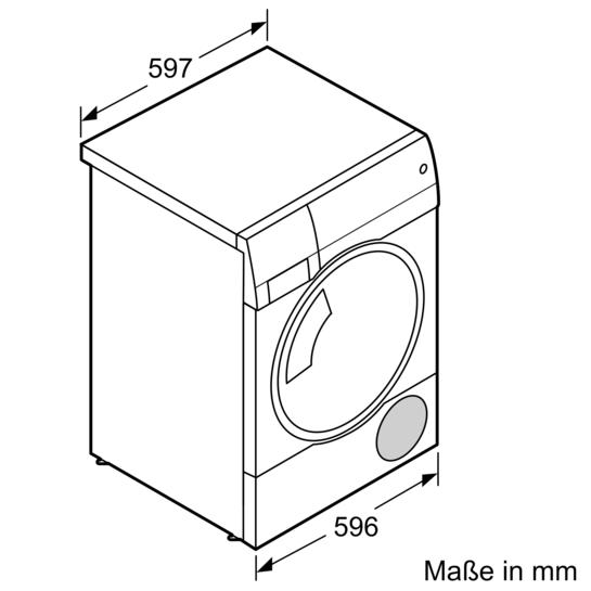 Drawing Lines Media Group : Isensoric selfcleaning condenser wärmepumpentrockner