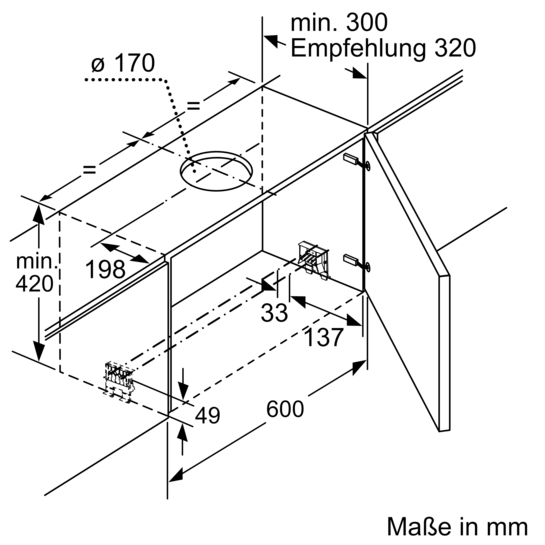 edelstahl 60 cm flachschirmhaube iq500 li67ra560 siemens. Black Bedroom Furniture Sets. Home Design Ideas