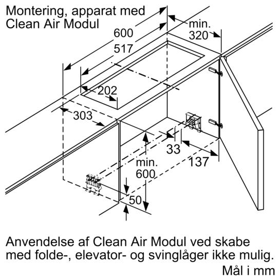 cleanair modul lz46800 lz46800 siemens. Black Bedroom Furniture Sets. Home Design Ideas
