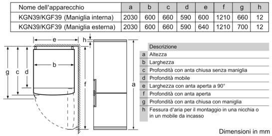 Trendy disegno quotato with larghezza scala interna - Larghezza scala interna ...
