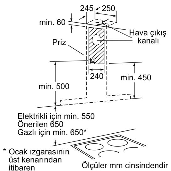 Drawing Lines Media Group : Duvar tipi davlumbaz box tasarım iq lc bb t