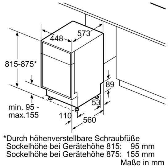 speedmatic45 geschirrsp ler 45 cm unterbauger t edelstahl iq500 sr46t557eu siemens. Black Bedroom Furniture Sets. Home Design Ideas