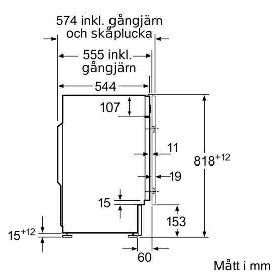 Drawing Lines Media Group : Frontmatad tvättmaskin helt integrerbar iq