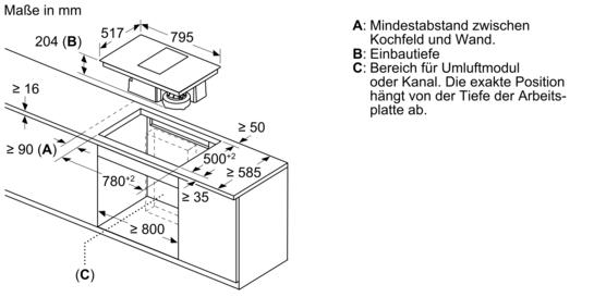 kochstelle mit integriertem dunstabzug et845fm11e siemens. Black Bedroom Furniture Sets. Home Design Ideas