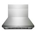 HPCN48NS 48 inch Professional Series 24 inch Depth Chimney Wall Hood