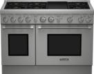 48 inch Professional Series Pro Harmony® Standard Depth All Gas Range PRG486GDH