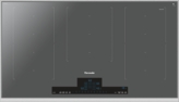36 - Inch Liberty™ Induction Cooktop, Silver Mirrored, Framed