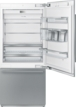 36 - Inch Built in 2 Door Bottom Freezer