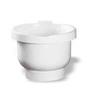 MUZ4KR3 Plastic bowl, white for MUM 4...