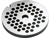 MUZ8LS4 - Hålskiva i rostfritt stål