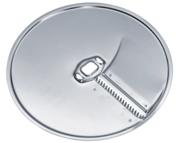 Snitteskive for wok-grønsager Skive til grøntsagssnitter til MUM4 og MUM5. Kan ej anvendes til multimikser MUZ4MM3 og MUZ5MM1