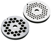MUZ45LS1 Perforated disc set: fine (3mm), coarse (6mm)