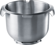 MUZ8ER3 Stainless steel mixing bowl for MUM5 series For chopping up raw and cooked meat e.g. for steak tartare or meat loaf, poultry, fish, vegetables and cheese