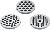 MUZ8LS5 Perforated disc set For mincer MUZ 8 FW1