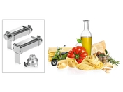 MUZXLPP1 The lifestyle package PastaPassion with lasagne and tagliatelle attachment for self made pasta