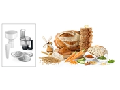 MUZXLVE1 The lifestyle package VitalEmotion with grain mill and multimixer formaster baker