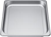 Dampfbehälter, ungelocht, Größe L