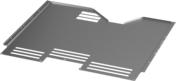 HEZ392617 Sonderzubehör Zwischenboden der Baureihe IH6 (TouchSelect, DirectSelect)