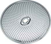MUZ8KS1 Grater disk, fine; stainless steel