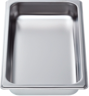 "HEZ36D153 - Cooking pan-half size, 1 5/8"" deep HEZ36D153"