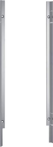 Samlelister til opvaskemaskiner, 81,5 cm