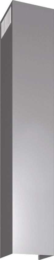 DHZ1235 - DHZ1235 Chimney extension 1500 mm Stainless steel