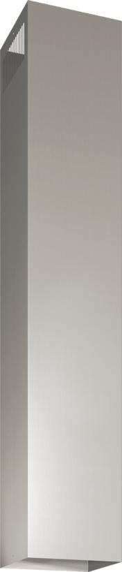 DHZ1255 - Skorstensförlängning frihängande, 1.6m Rostfritt stål
