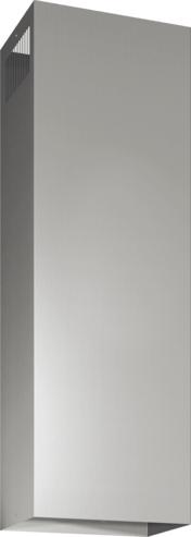 DHZ1246 - Skorstensförlängning frihängande, 1.1m Rostfritt stål