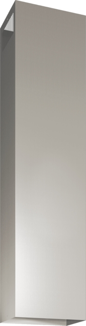 DHZ1256 - Skorstensförlängning frihängande, 1.6m Rostfritt stål