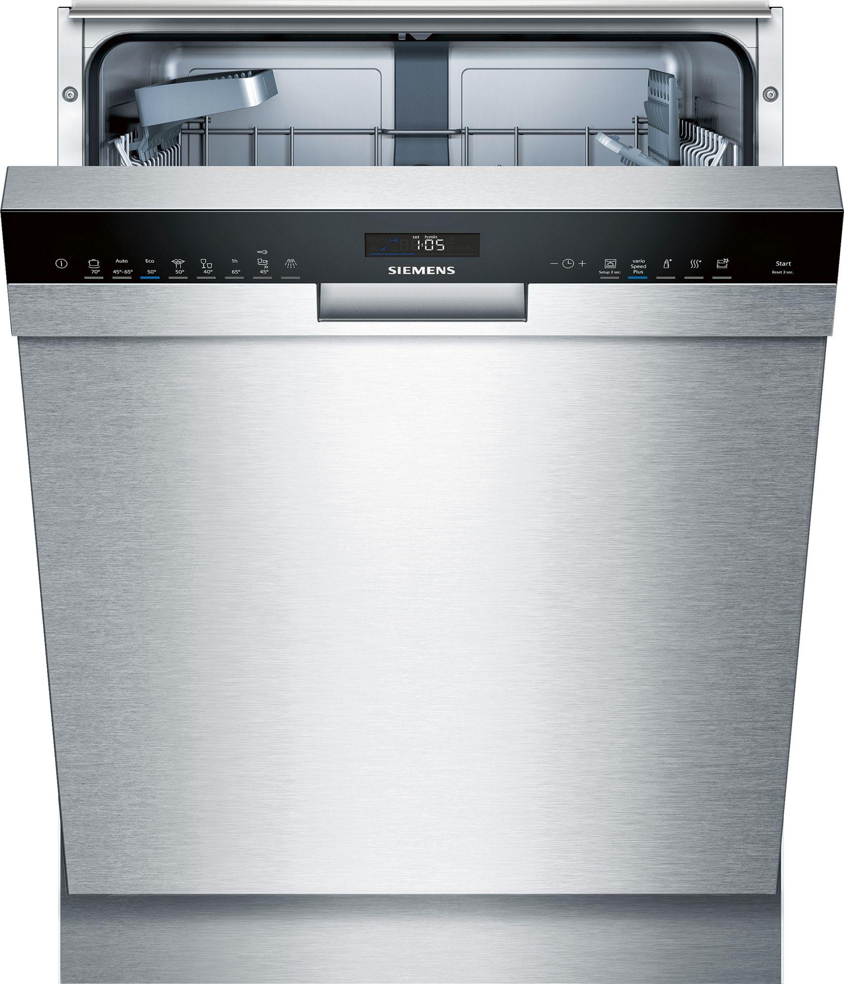 Siemens iq500 unterbaugerat geschirrspuler 60 cm for Geschirrspüler 60cm