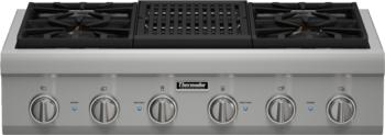 36 inch Professional Series Rangetop PCG364NL