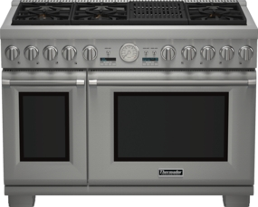 48 inch Professional Series Pro Grand Commercial Depth Liquid Propane Range PRL486NLG