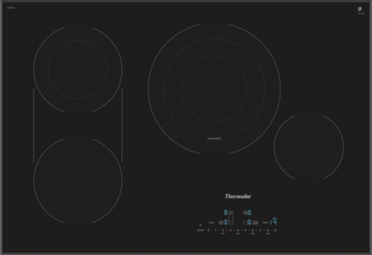 30 inch Masterpiece® Series Electric Cooktop