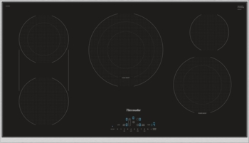 36 inch Masterpiece® Series Electric Cooktop