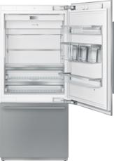 36 - Inch Built in 2 Door Bottom Freezer