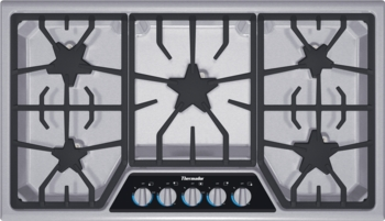 36 inch Masterpiece® Series Gas Cooktop SGSX365FS