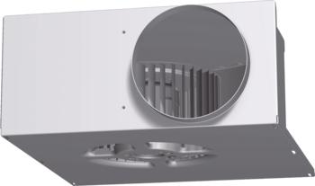 600 CFM Integral Downdraft Blower