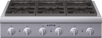 36 inch Professional Series Rangetop PCG366G