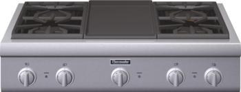 36 inch Professional Series Rangetop PCG364GD