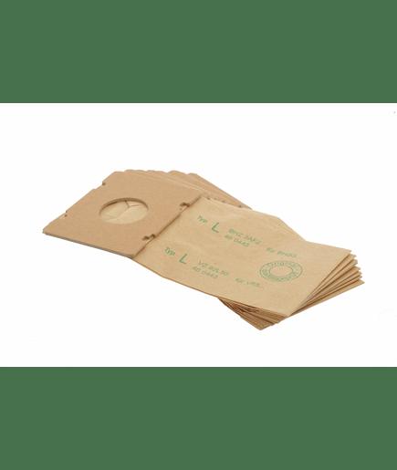 sac pour aspirateur sacs de rechange 00460443. Black Bedroom Furniture Sets. Home Design Ideas